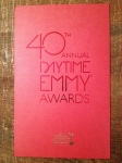 Invitation to the Emmy's