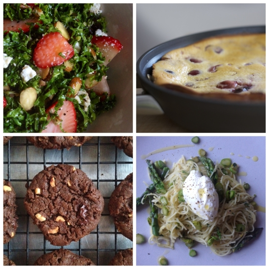Recipes in Review June 16 Week