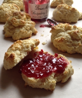 Quick and Easy Drop Shortcake Recipe