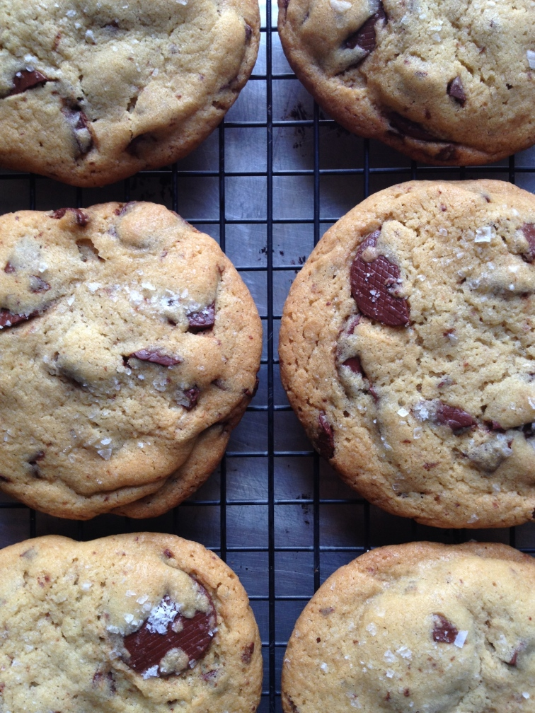 Chewy Good Chocolate Chip Cookies