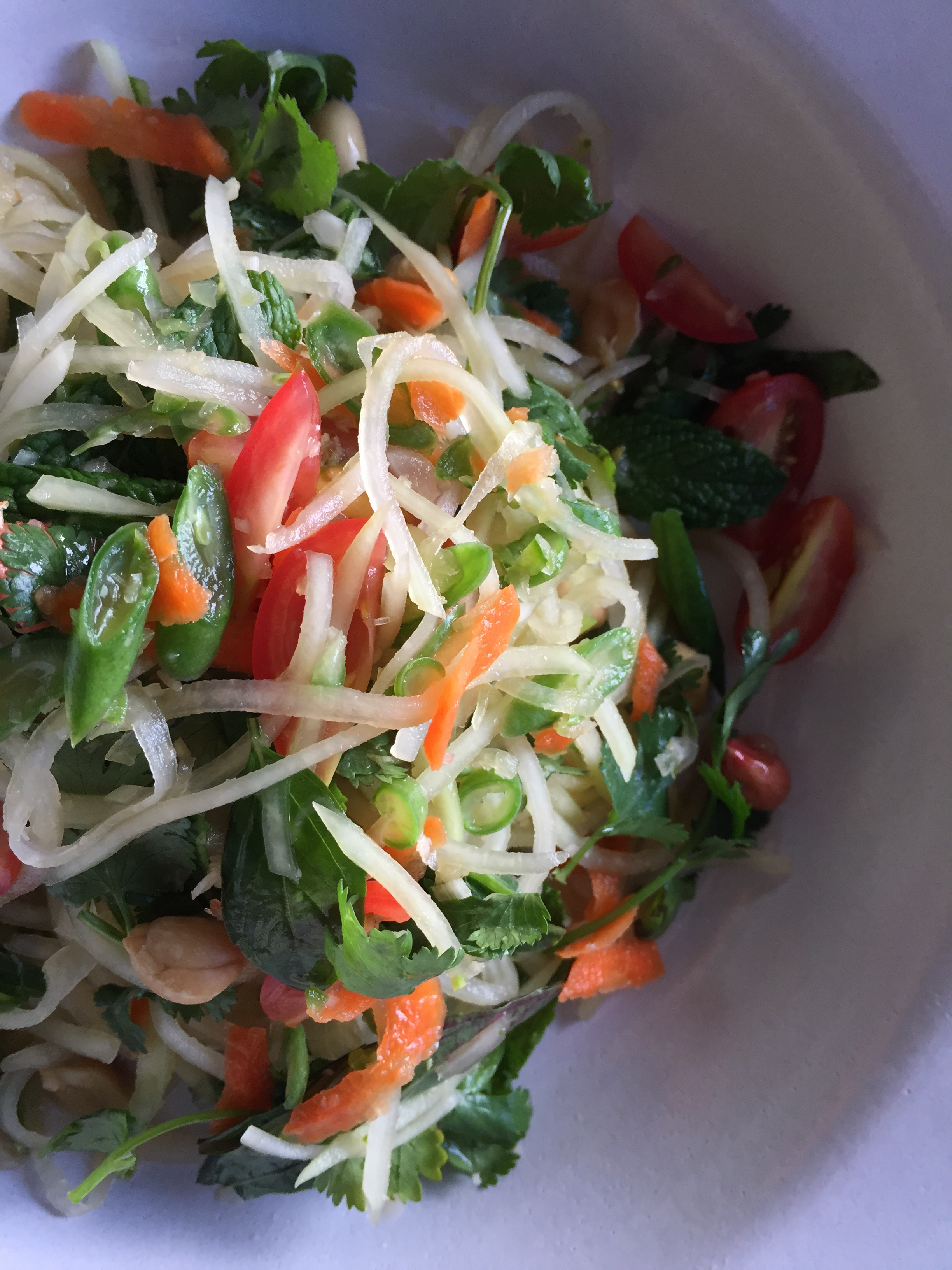 water and green papaya The rice i use needs roughly 15 the amount of water to the amount of  200  grams green papaya, peeled then sliced or shredded into long,.