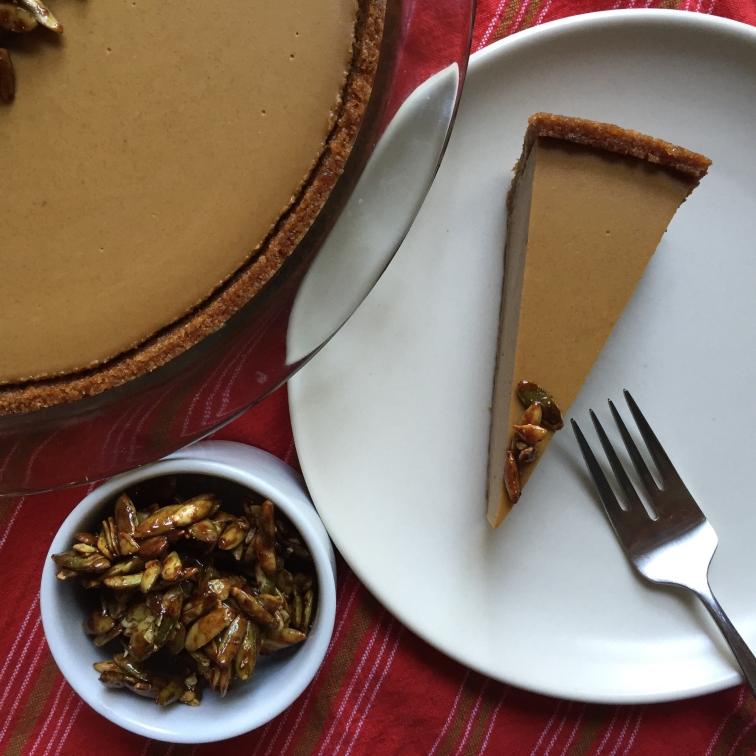 Slice Pumpkin Pie