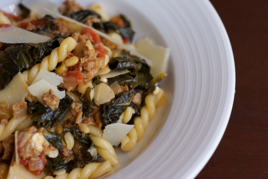 lyon-pasta-with-spicy-sausage-and-kale
