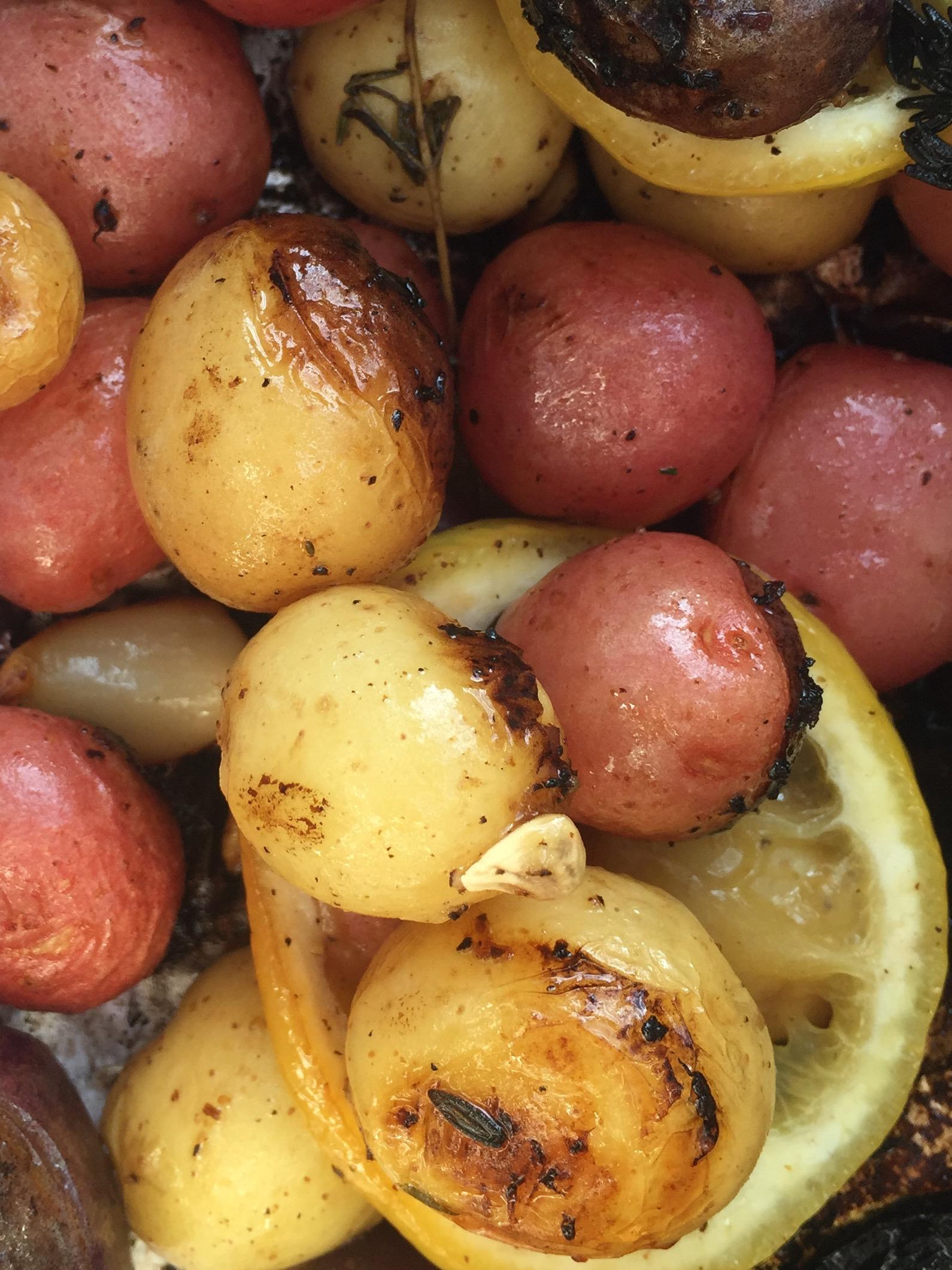 LYON Cooked Potatoes
