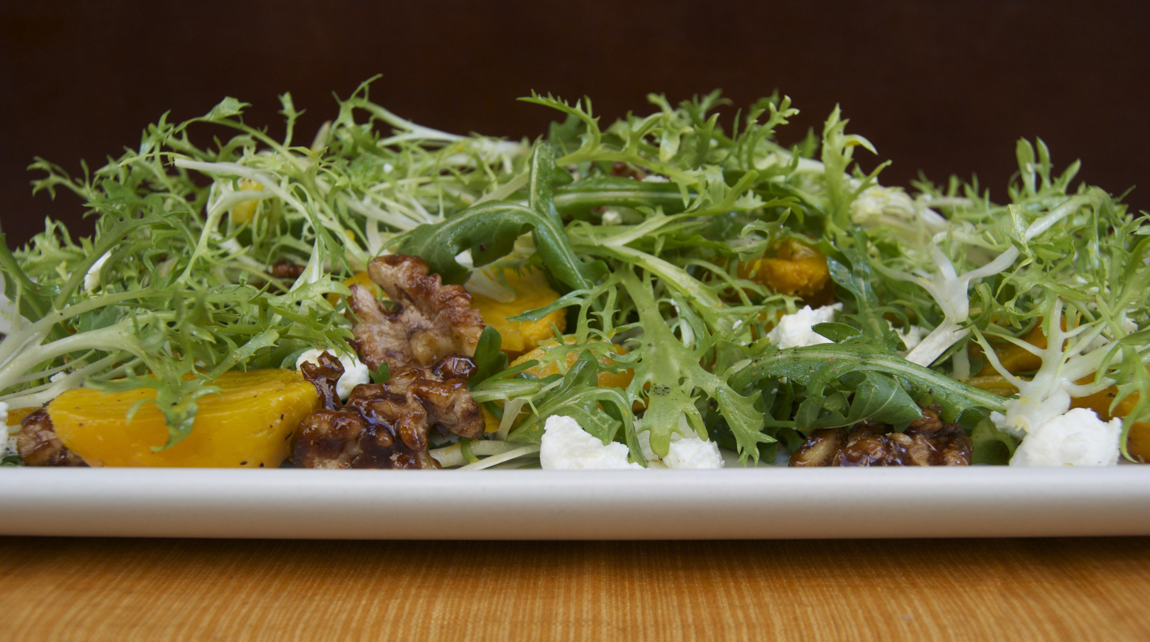 Chef Nathan Lyon Beet Salad