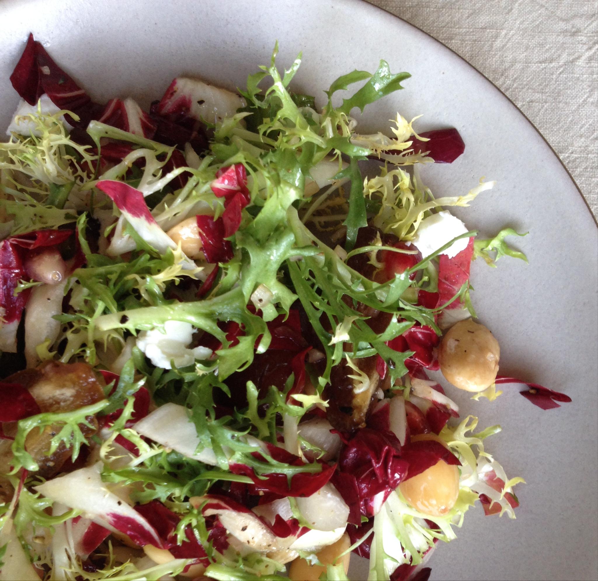 Salad Blood Orange Evoo