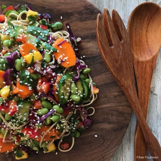Soba Noodle Salad logo